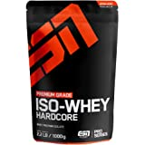 ESN IsoWhey Hardcore Protein, Natural, 1kg