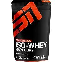 ESN IsoWhey Hardcore Protein, Vanilla, 1kg