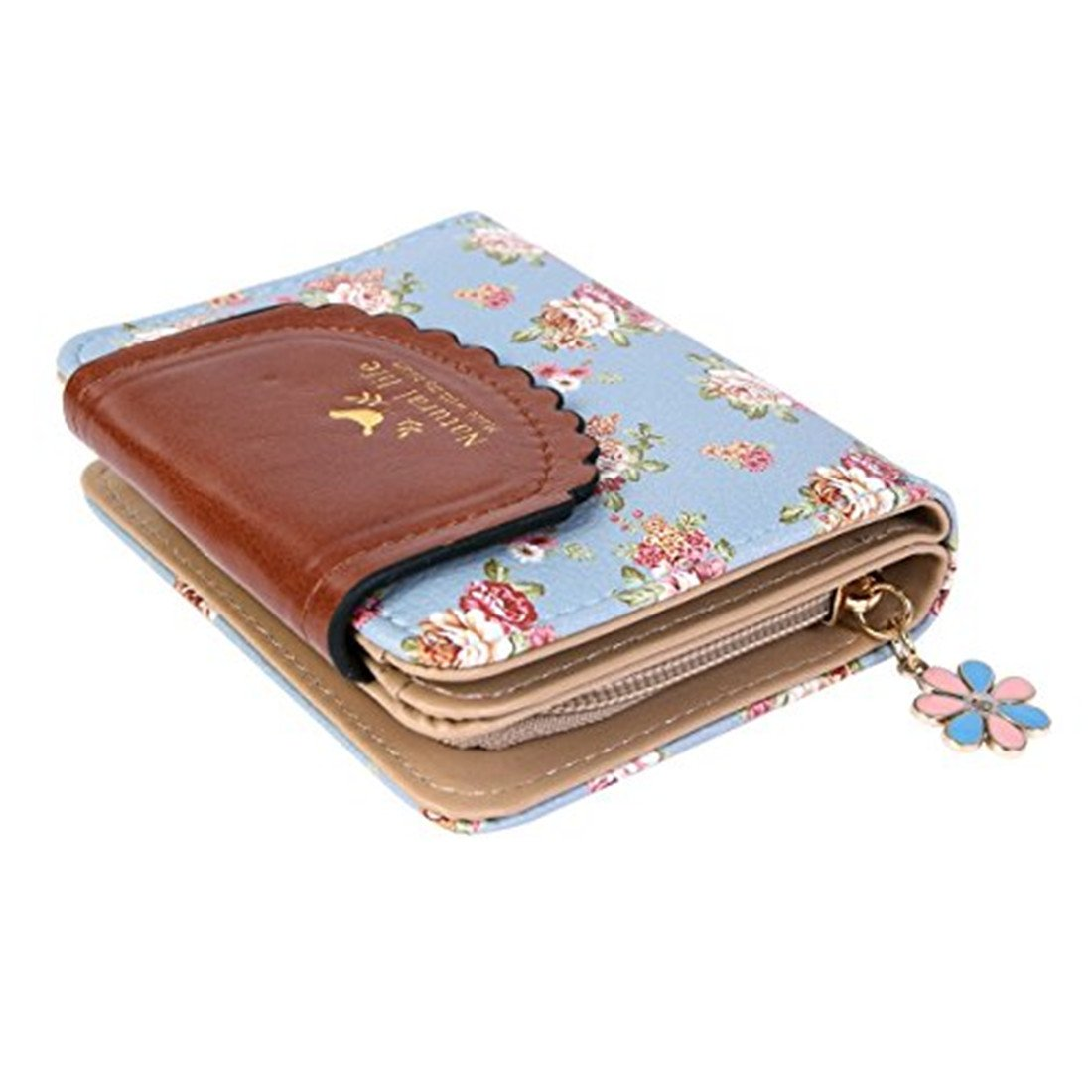 Amazon.com: Despacho. Para mujer pequeña portafolios lindo ...