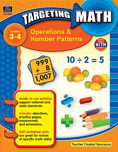 Targeting Math: Operations & Number -