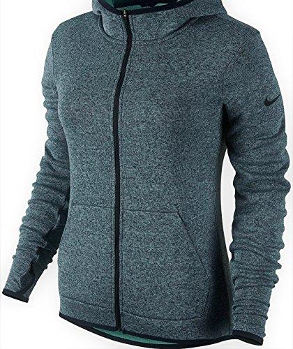 Nike Women's Hypernatural Therma Full Zip Training Hoodie, XL