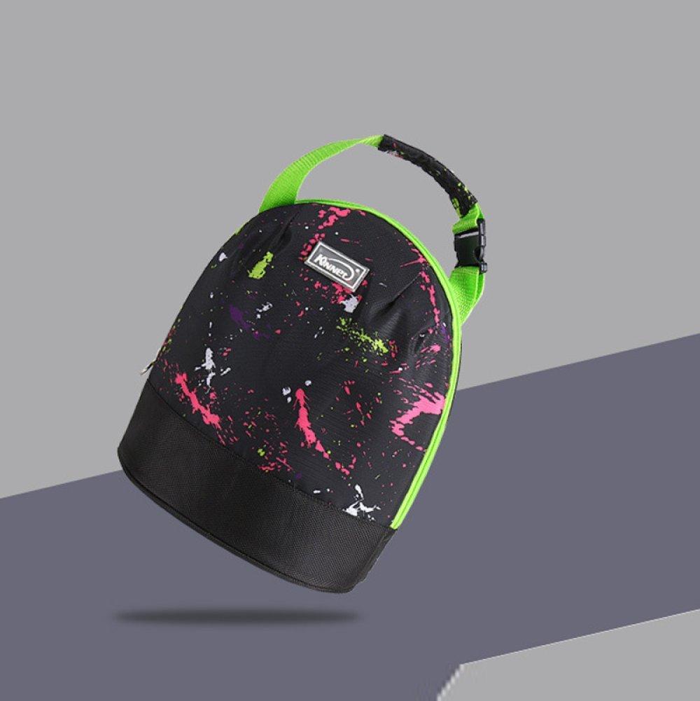 Lunch Bag Für Isolierte Kühltasche Lunchbox mit Verstellbarem Schultergurt,Multi-Farbeed