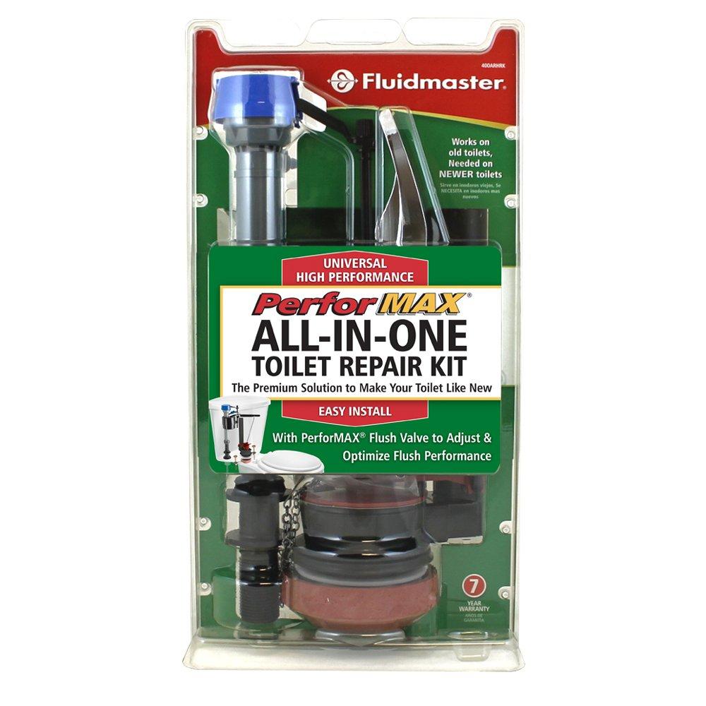 Fluidmaster 400ARHRKP10 PerforMAX All-In-One Toilet Repair Kit ...