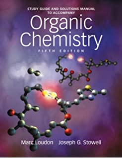 Organic experiments kenneth l williamson 9780618308422 amazon study guide and solutions manual to accompany organic chemistry 5th edition fandeluxe Images