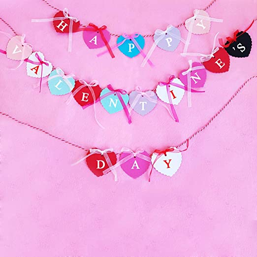 Supla 120 Pcs 15 Colors Valentines Day Wavy Heart Cut Out Gift Tags with Hole Favor Tags Blank Paper Hang Tags Treats Tags Hang Tags Hang Label Cards Wish Tree Tags and Organza Ribbons Bakers Twine