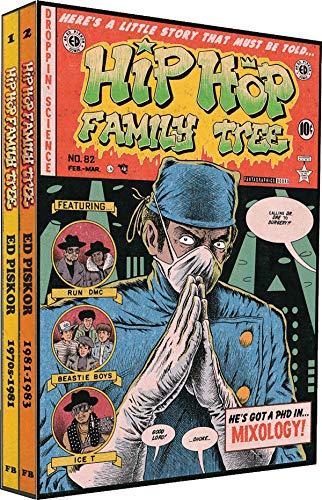 Hip Hop Family Tree 1975-1983 Gift Box Set (Hip Hop Family Tree)