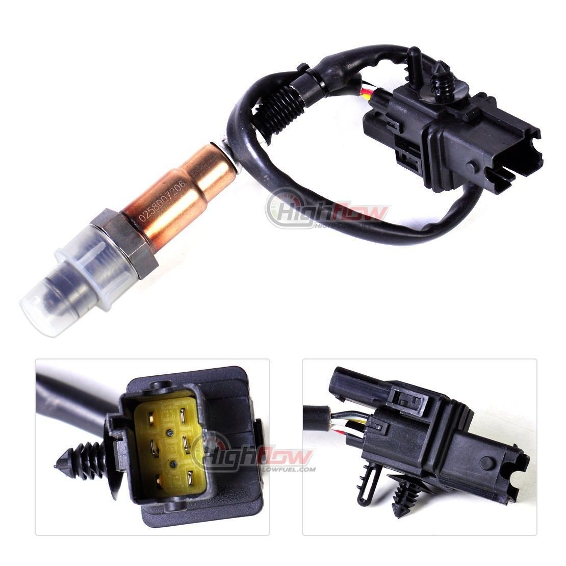 Hfp Wbs42 Lsu42 Wideband O2 Uego Sensor Replacement 2003 Saturn Ion For Bosch Replaces Plx Aem 30 2001 4100 0258007206 Automotive