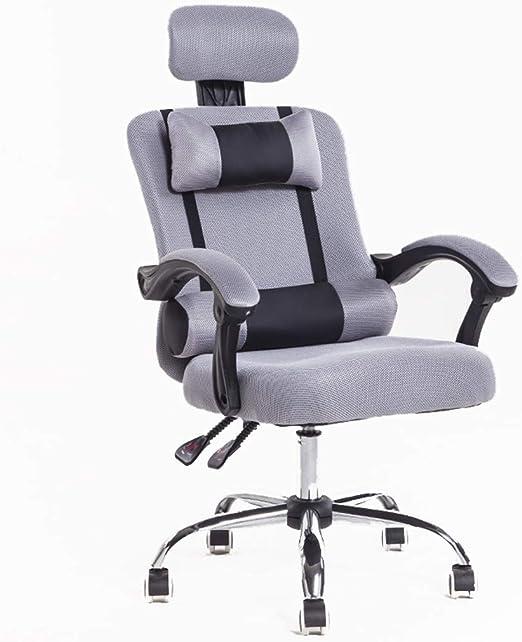 YF-Chair Silla ergonómica de Escritorio para Oficina Juego ...
