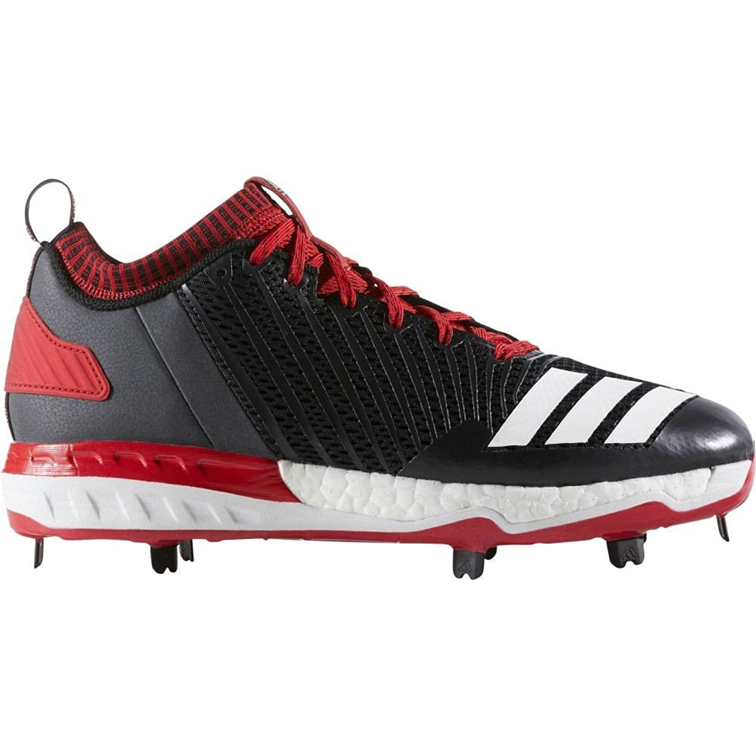(アディダス) adidas メンズ 野球 シューズ靴 adidas Boost Icon 3 Metal Baseball Cleats [並行輸入品] B077XVFLJH 8.5-Medium