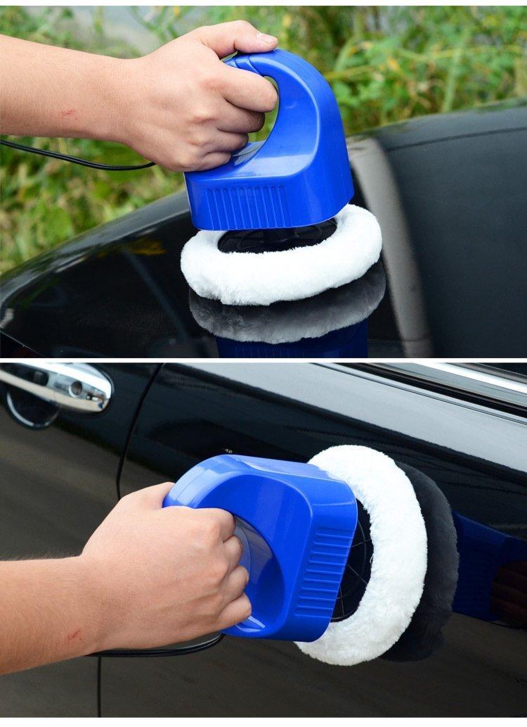 12V Car Polishing Machine Single Hand Operative Polisher