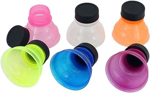 19 pieces Caps Snap on Bottle Top Can Cover Drink pop beer Lid  Reusable Juice