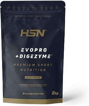 Proteína Secuencial Evopro de HSN | Mezcla de Whey Protein ...