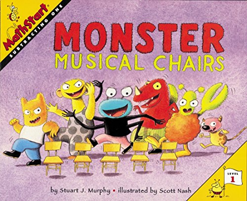 Monster Musical Chairs (MathStart 1)