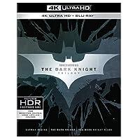 Dark Knight Trilogy Collection 4K Ultra HD + Blu-ray Deals