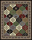 Large Rugs for Living Room 8x10 Traditional Clearance Area Rugs Under 100 Prime Rugs