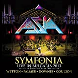 Asia - Symfonia Live In Bulgaria 2013 +1 (2CDS) [Japan CD] GQCS-90278