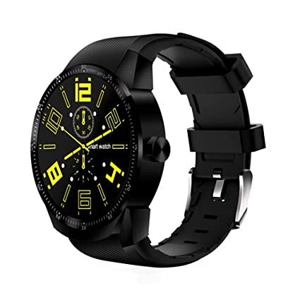 ZLOPV 3G Smartwatch Pantalla de 1.3 Pulgadas con Android Reloj ...