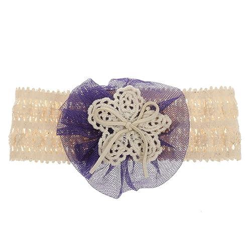 Haar-accessoires SchöN Süße Farben Blumen Haarband Für Mädchen Nette Silk Floral Haar Bands Kinder Haar Bogen Stirnband Haar Zubehör Für Frauen Mutter & Kinder