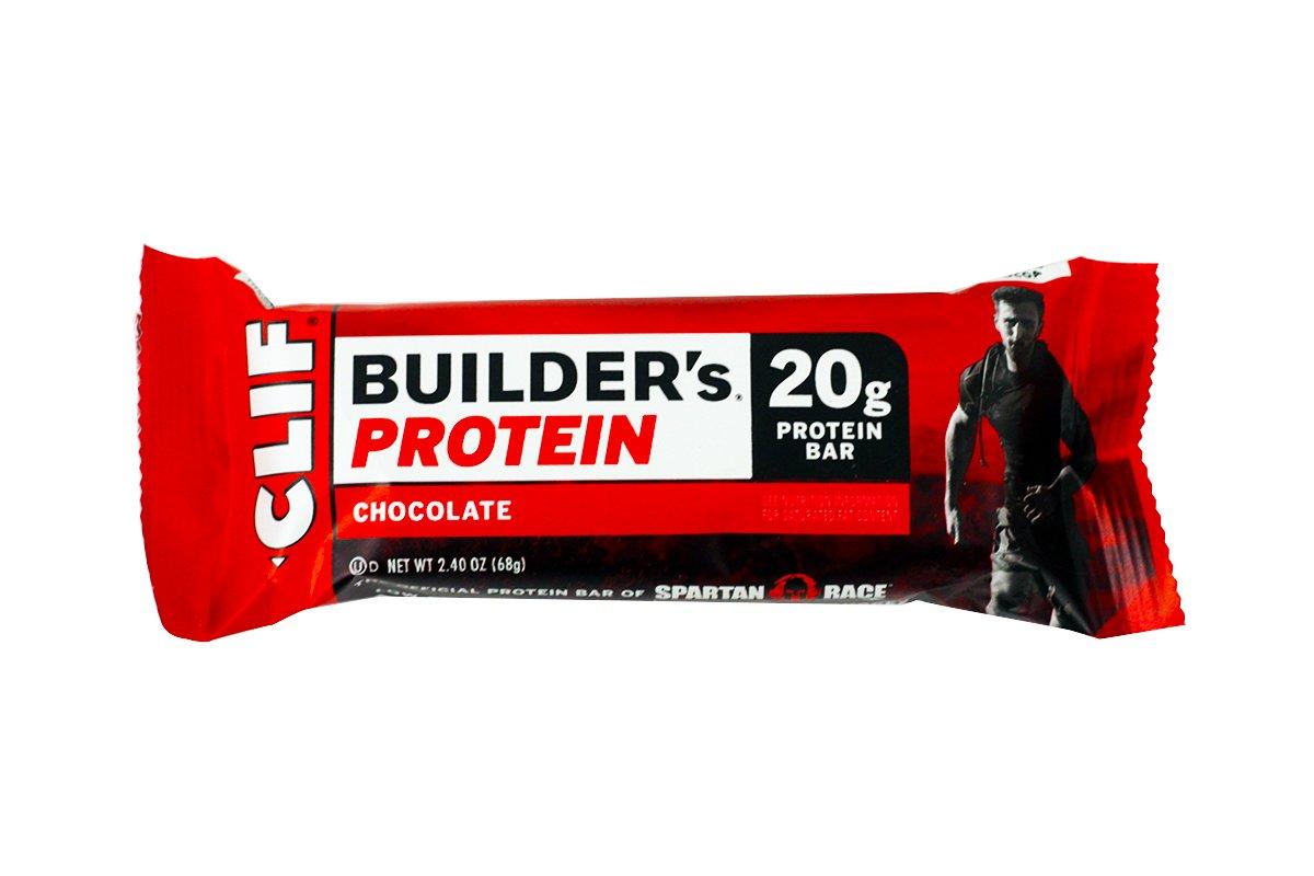 Clif Bar Builder's Bar Chocolate - 2.4 oz ( Value Bulk Multi-pack)