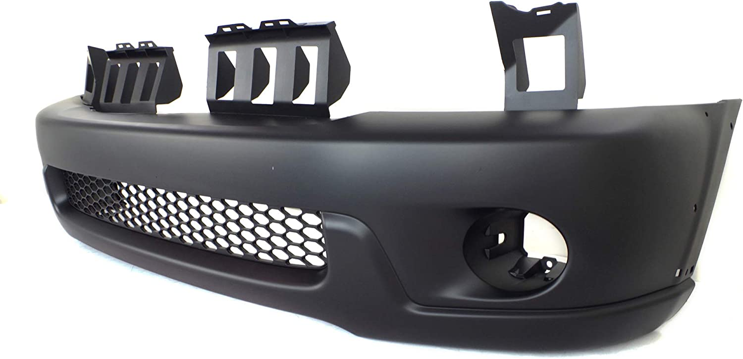 NEW FRONT BUMPER COVER PRIMED FITS 2001-2004 TOYOTA SEQUOIA 521190C900