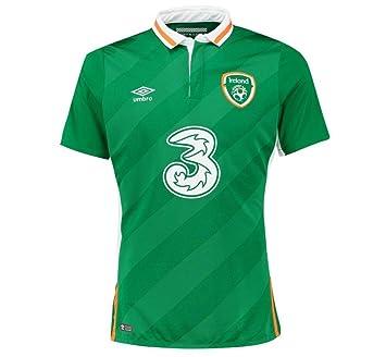 c31362b02879c Camiseta de fútbol de la República de Irlanda 2016 2017
