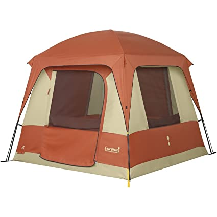 Eureka Copper Canyon 4 -Person Tent  sc 1 st  Amazon.com & Amazon.com : Eureka Copper Canyon 4 -Person Tent : Family Tents ...
