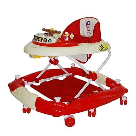 Liu Yu·casa creativa Andador de bebé, Multifuncional Niño ...