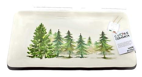 Amazon Com New 15 5 Evergreen Pine Trees Tree Design Rectangle
