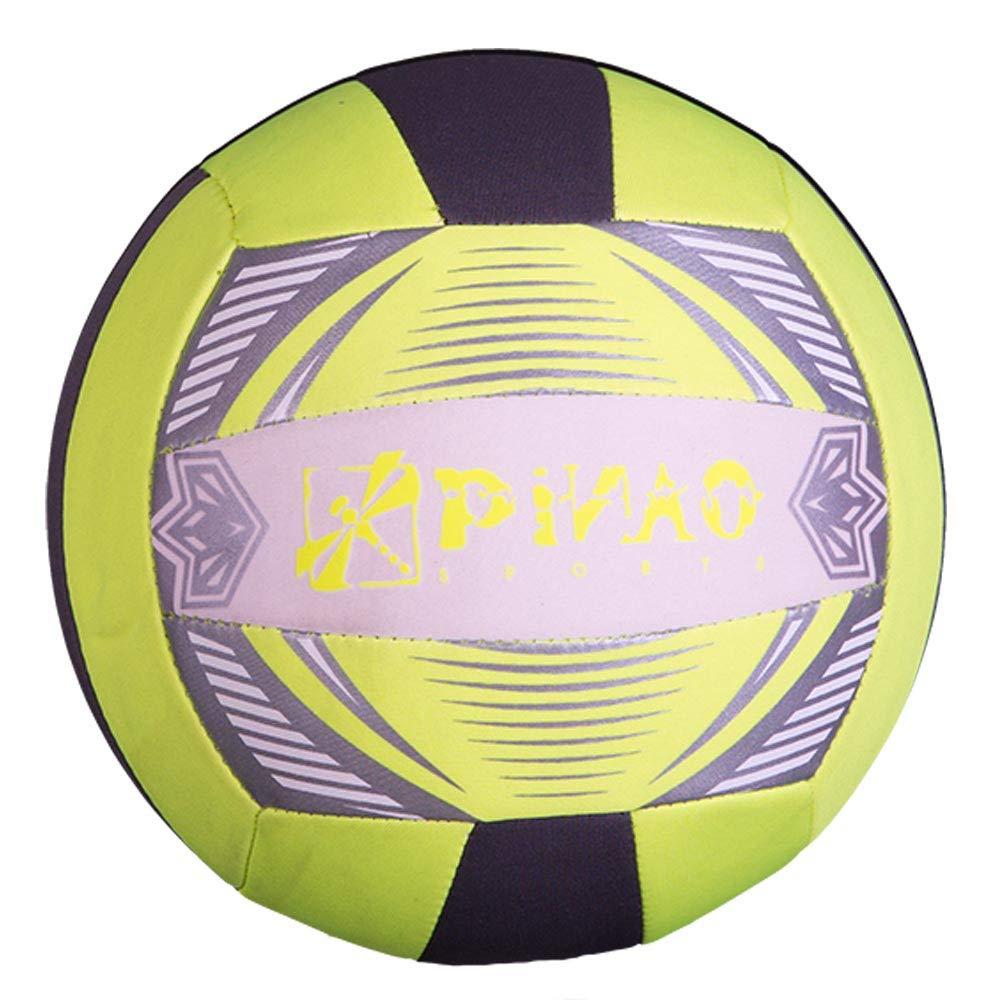 PiNAO Sports - Pelota de Voleibol (Neopreno, tamaño 5), Verano ...