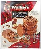 WALKERS SHORTBREAD チョコレートチャンククッキー 400g