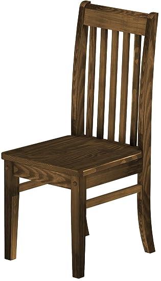 Farbe Stuhl Classico Wohnzimmerstuhl Klassik Brasilmöbel® Antik Esszimmerstuhl Varianteamp; Eiche Pinie Echtholz Wählbar Holzstuhl Massivholz nwXOPk08