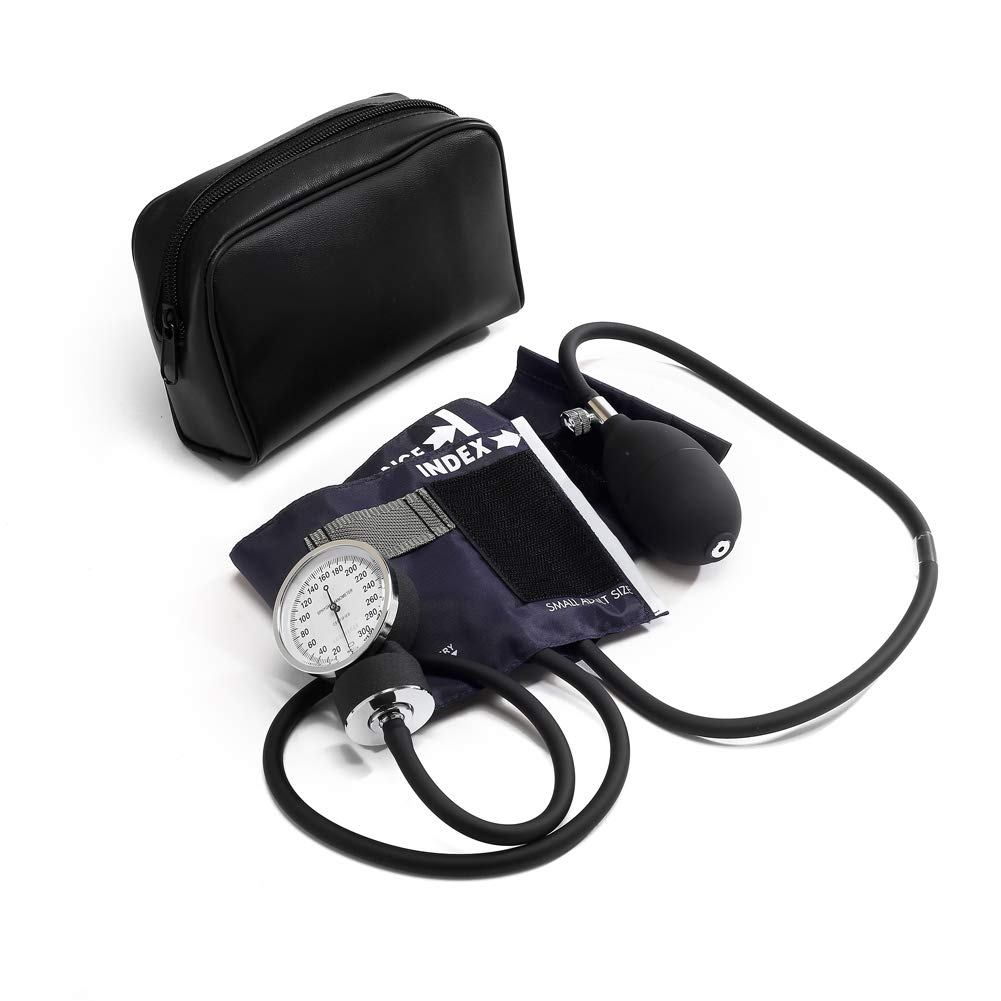 MediChoice Standard Sphygmomanometer, w/Carrying Case, Nylon, Child/Small Adult, 1314SPG1001 (Case 20)