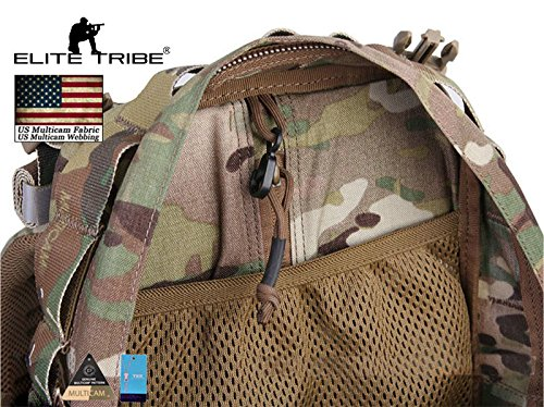 cddf906ab2f Amazon.com   Tactical Yote Hydration Assault Pack Water Bag Cordura Backpack  500D Multicam   Sports   Outdoors