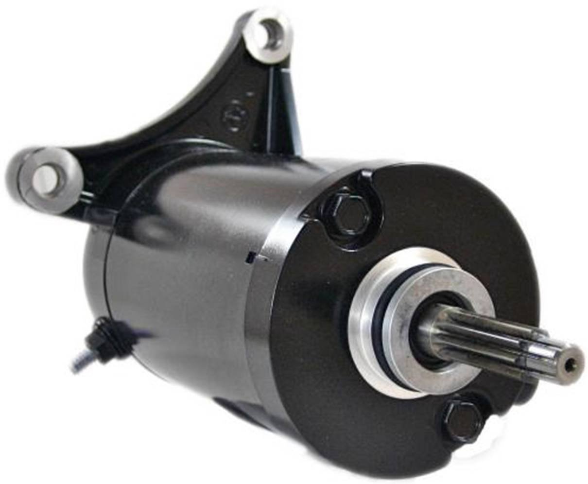 NEW STARTER FITS 2000-01 VICTORY MOTORCYCLE STANDARD/SPORT CRUISER 92CID 1507CC