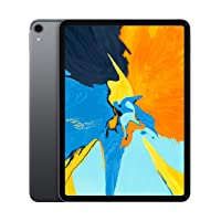 Deals on Apple iPad Pro 256GB 11-Inch Wi-Fi + Cellular Tablet