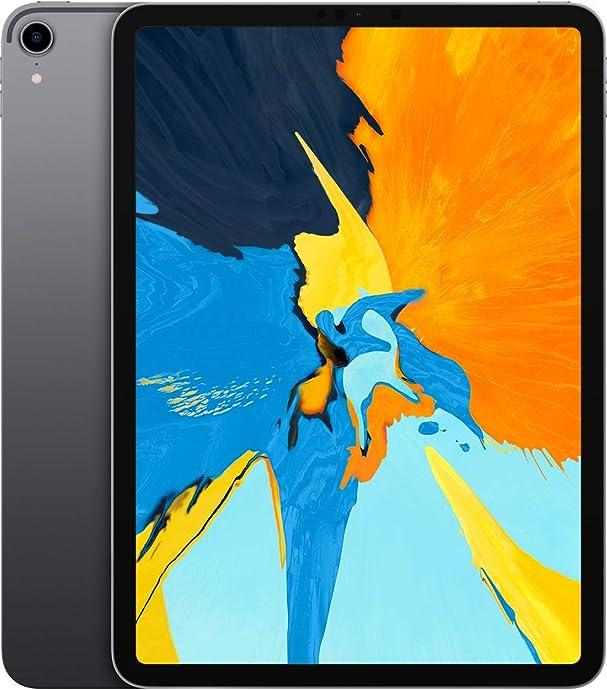 Apple iPad Pro 苹果 11英寸平板电脑 最新款(256G WLAN版/全面屏/A12X芯片/Face ID)$799.99 两色可选 海淘转运到手约¥5721