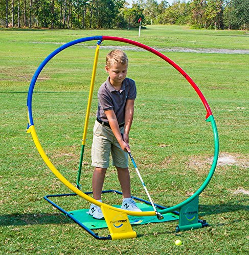 PlayNSWING Junior Golf Swing Trainer
