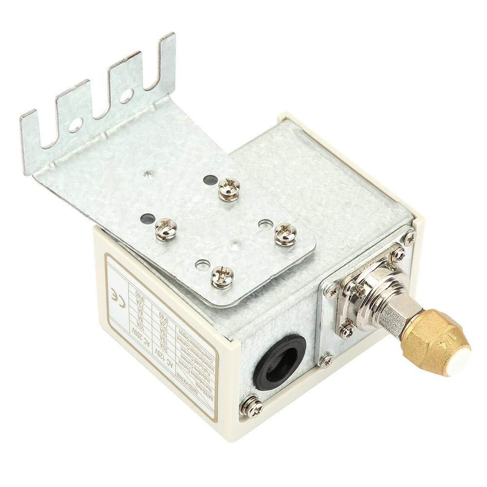 Controlador electronico de presion para compresor de agua de aire SPC-120E Interruptor de control de presi/ón de bomba de agua de 24V ~ 380V Controlador de compresor de aire el/éctrico
