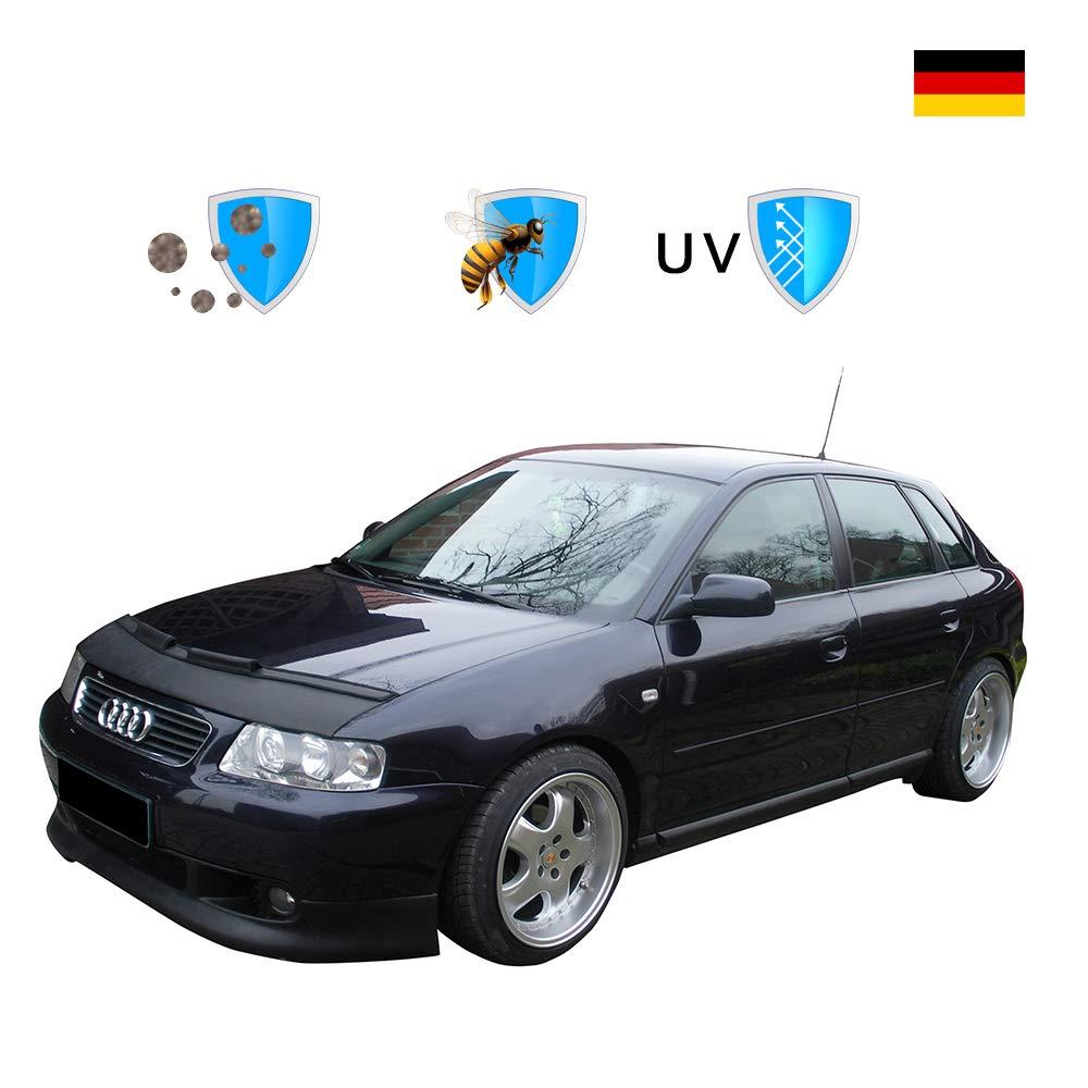 Bonnet Protector/Bra Black For A3 (8L) (1996-2003) Hood Tuning Bra Tief-TechBV