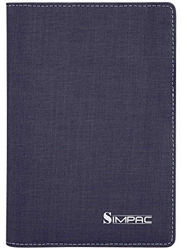 Simpacx Fabric Passport Holder Wallet Cover Case Rfid Blocking Travel Wallet 187 Youmu Travel
