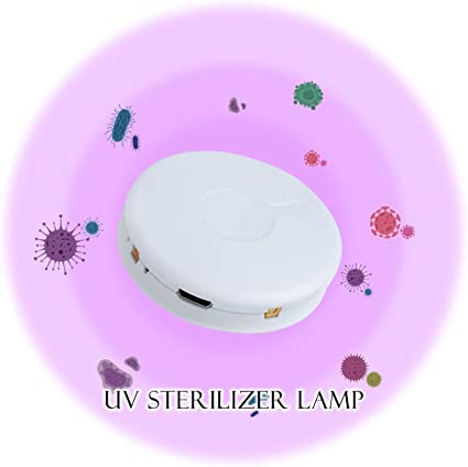 Travel and Work TAISHAN UV-C Light Sanitizer Wand Foldable Germicidal Lamp for Home Kills 99/% of Germs Viruses /& Bacteria Quickly,Portable Handheld UV-C Light Sterilizer