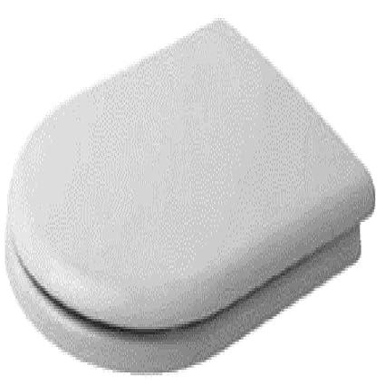 Duravit 0066990000 Happy D. / Starck 2 WC-Sitz mit SoftClose, weiß ...