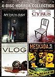 Horror Dvd 4 Pk