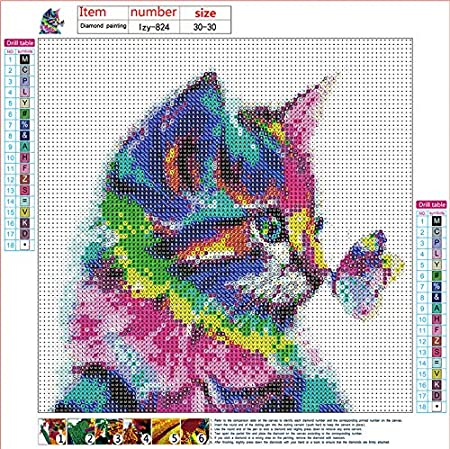 DIY Diamond Painting Kit,Glorious Sunset Full Round Diamond Drills,5D Gem Art and Craft Puzzle for Adult and Kid,Embroidery Jewel Painting for Wall Decor and Gift 11.8x11.8 inch