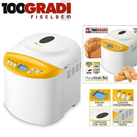 100 grados Fiseldem F117 máquina del PAN