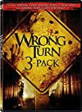 Wrong Turn / Wrong Turn 2: Dead End / Wrong Turn 3: Left for Dead (Three-Pack)