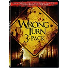 Wrong Turn / Wrong Turn 2: Dead End / Wrong Turn 3: Left for Dead (Three-Pack) (2009)
