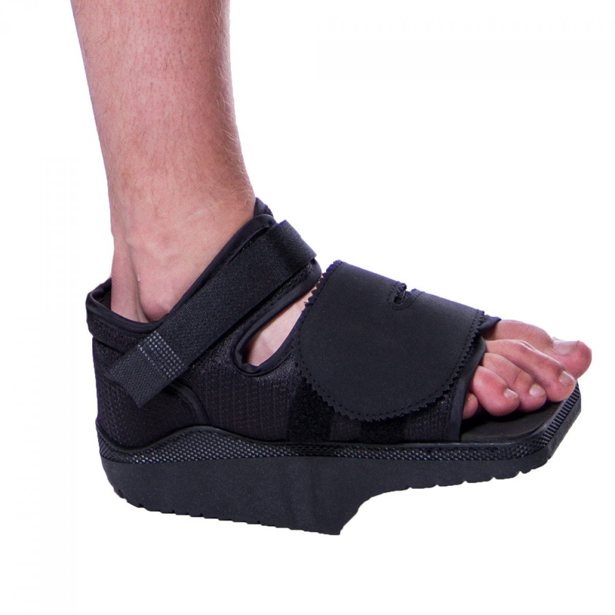 Orthowedge Forefoot Off-Loading Healing Shoe-XL by BraceAbility