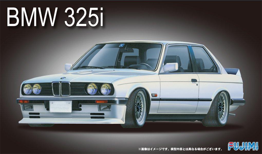 1/24 Riyal Serie Sports Car No.21 BMW 325i