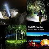 LE Adjustable Focus LED Flashlight,Super Bright, Batteries Included Bild 6